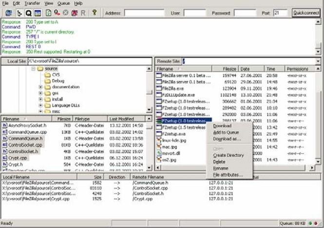 Secure, Managed File Transfer